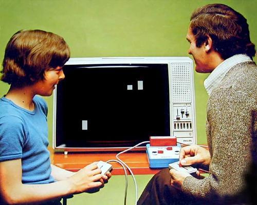Birth of technoplay