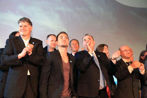 Yes Launch Cineworld