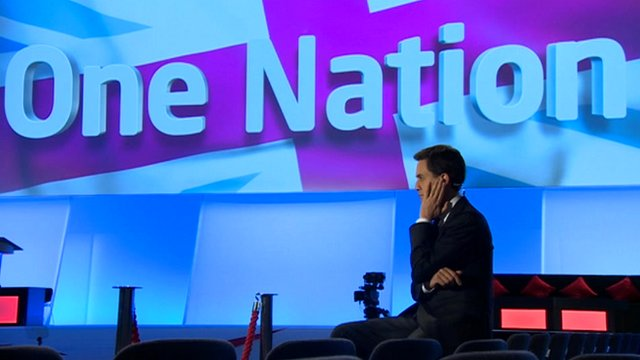 Ed Miliband One Nation