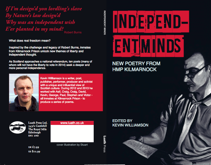Independent Minds, published by Luath Press (£7.99_