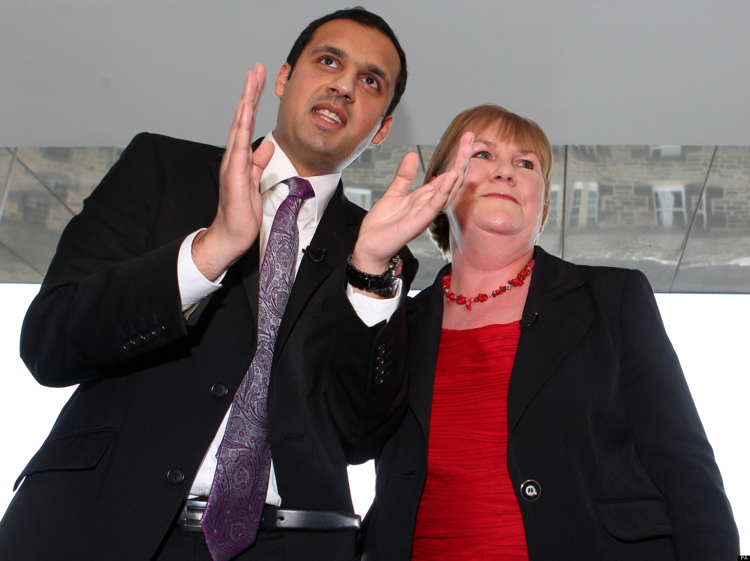 Scottish Labour Party leader named