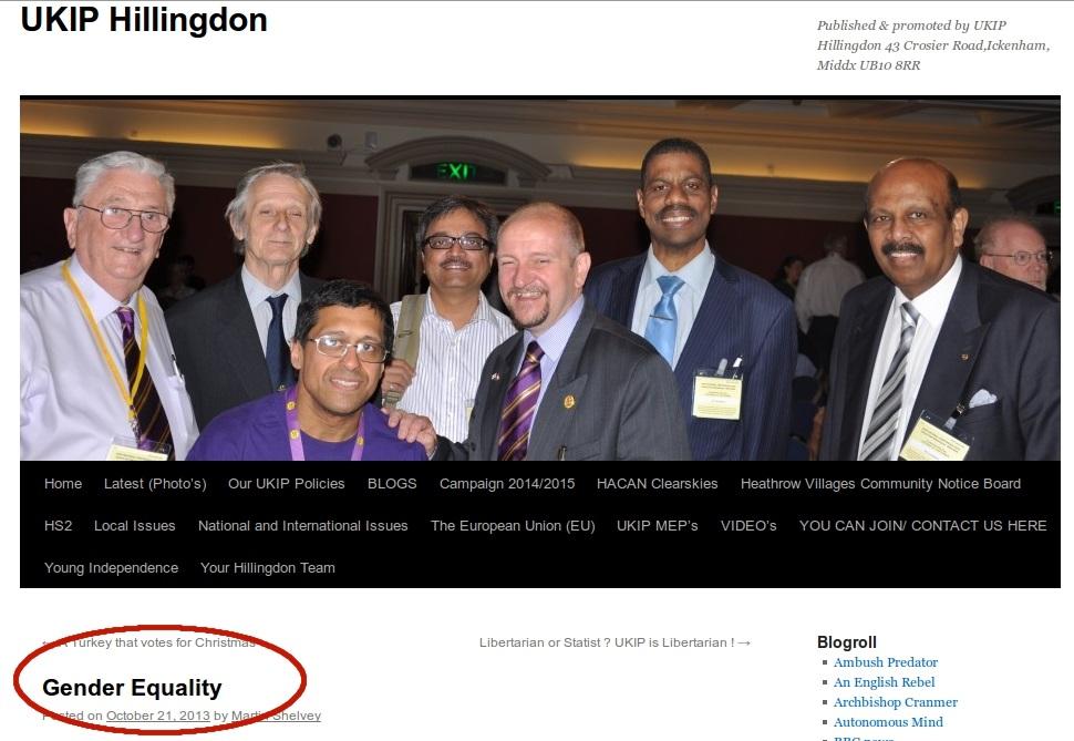 UKIP Hillingdon