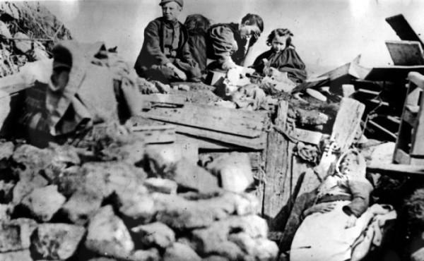 Clearances Loch nam Madadh 1895