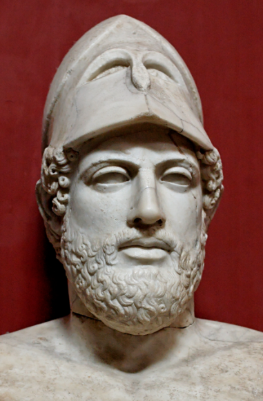 Pericles... a Greek Nicola Sturgeon?