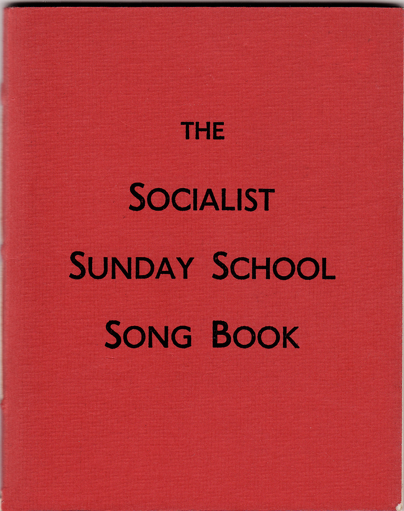 socialist sunday school song book