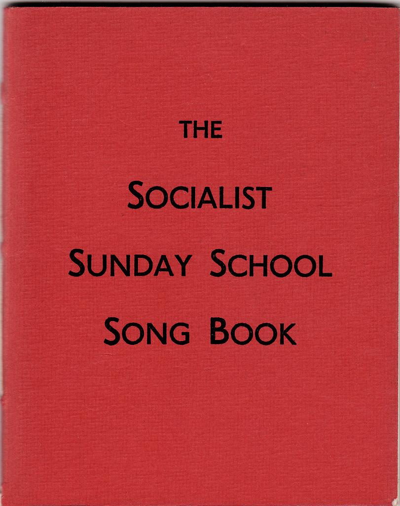 socialist sunday school song book