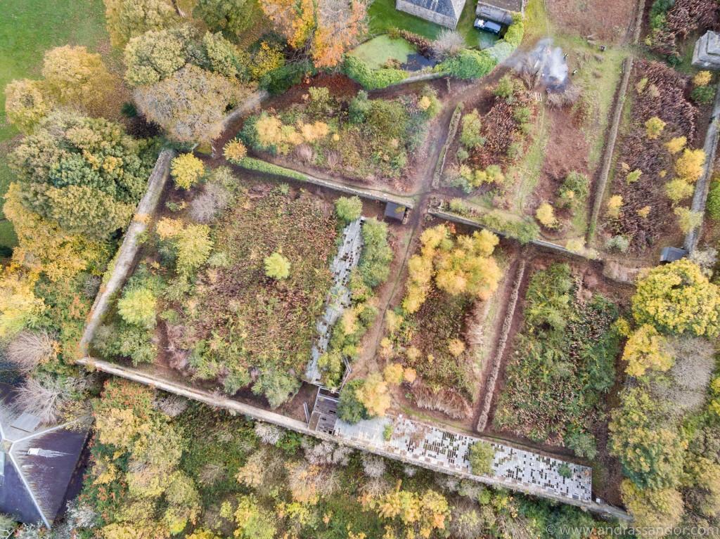 Granton Garden - Autumn 2015