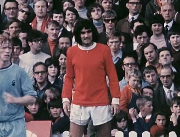 George Best Film Still