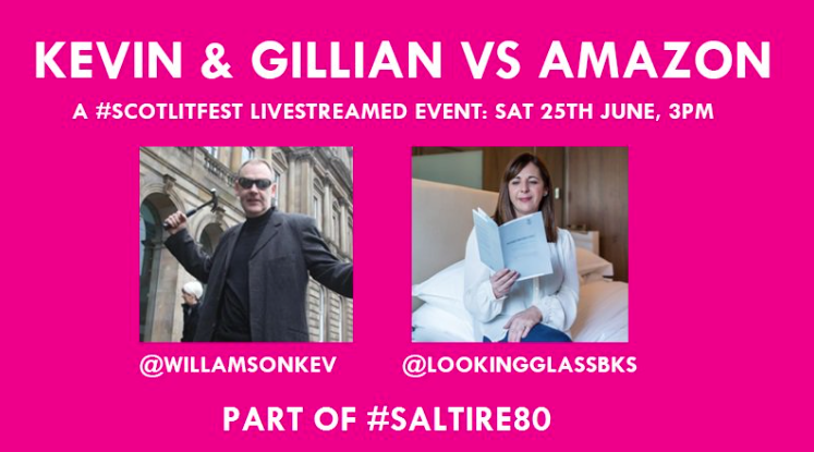 Kevin & Gillian vs Amazon