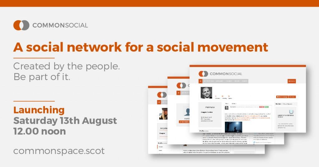 Common Social ÔÇö Launch Graphic 4