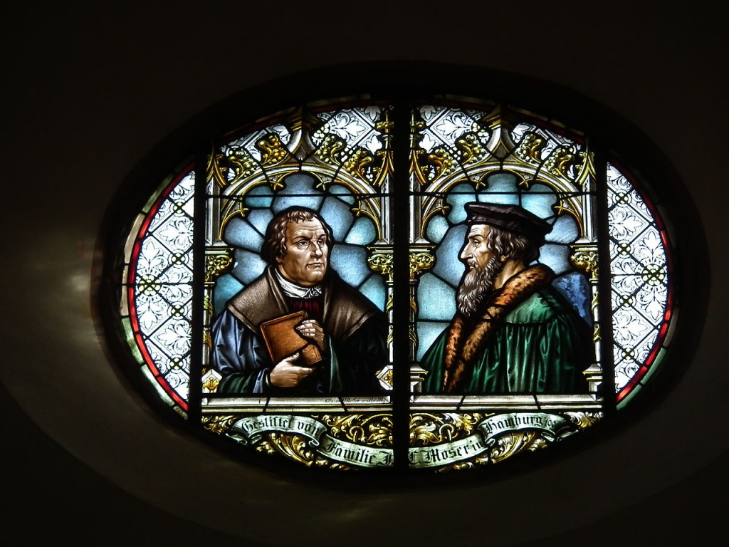 6 - Luther and Calvin