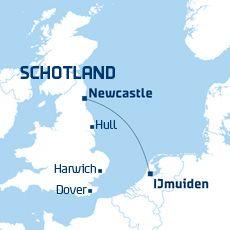 The IJmuiden Ferry: For years chock-full of British tradesmen