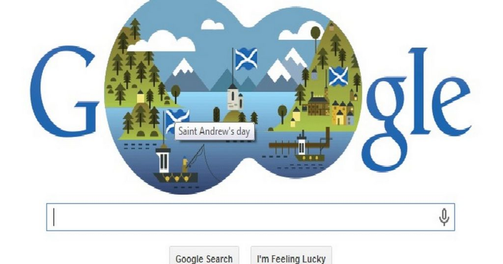 saint-andrews-day-doodle