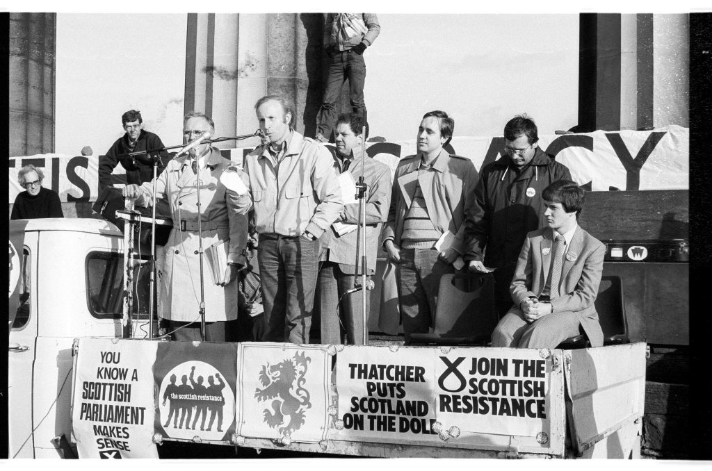 stephen-maxwell-scottish-resistance-oct-1981