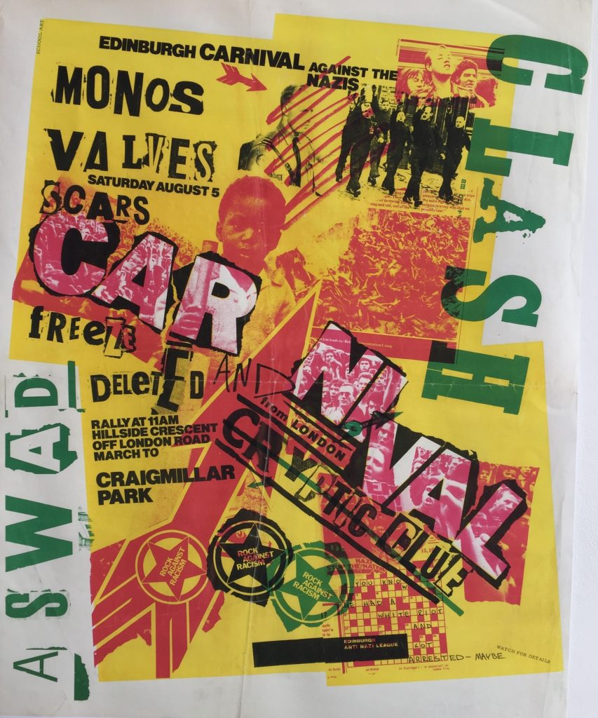 Rock Against Racism Remembered and Revived in Govanhill – Bella