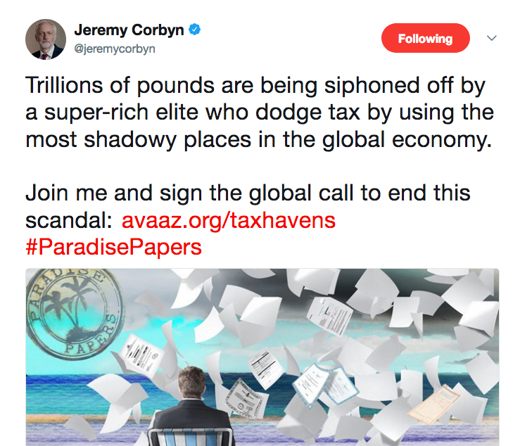 The Paradise Papers and HSBC  Who? – Bella Caledonia