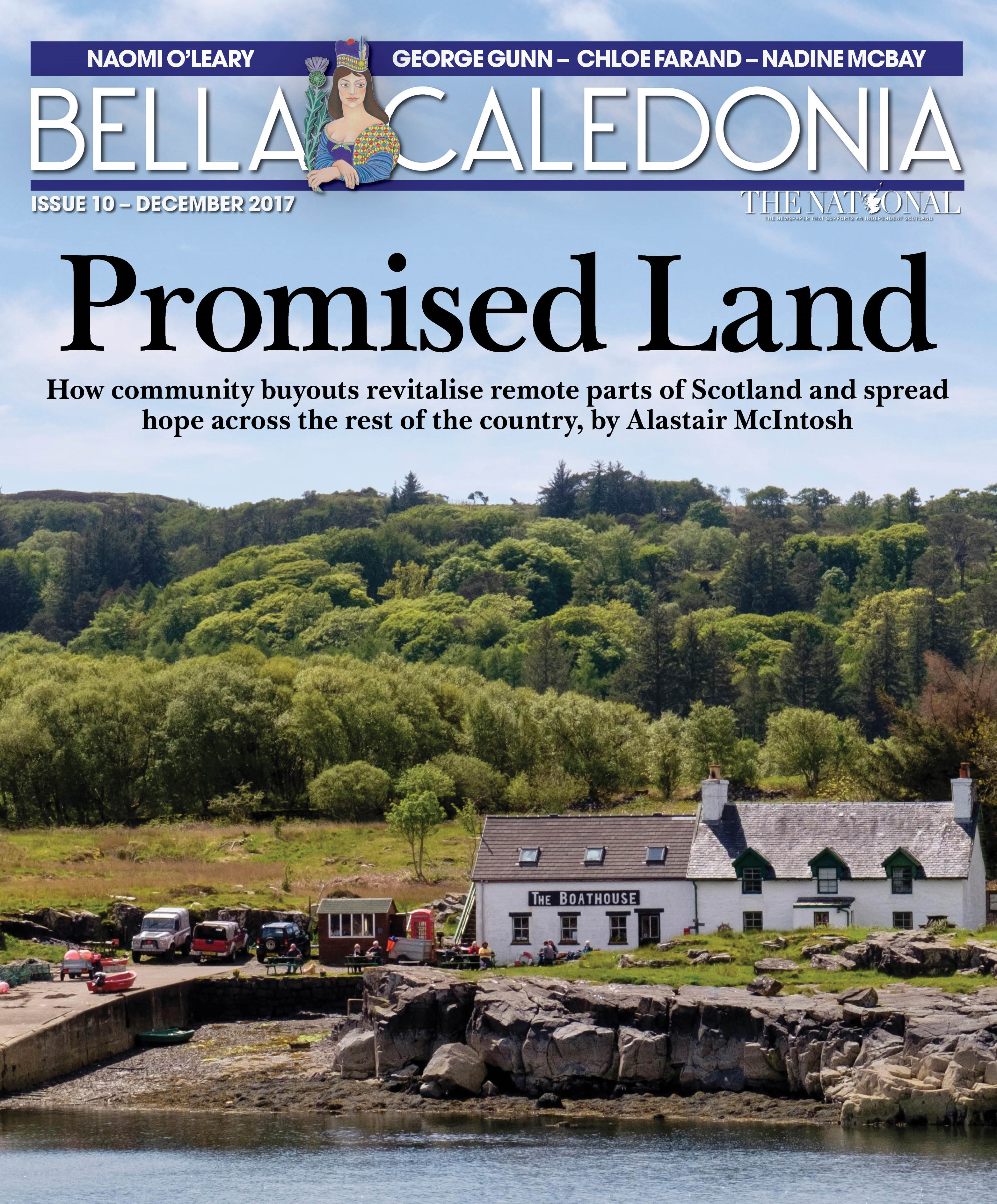 Admirable The Promised Land Bella Caledonia Home Interior And Landscaping Spoatsignezvosmurscom
