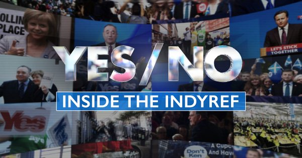 Scotland's Independent Story isn't over: A Review of Yes/No: Inside the Indyref